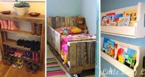 20+ Incredibly Useful And Adorable Kids Pallet Furniture Inspirations