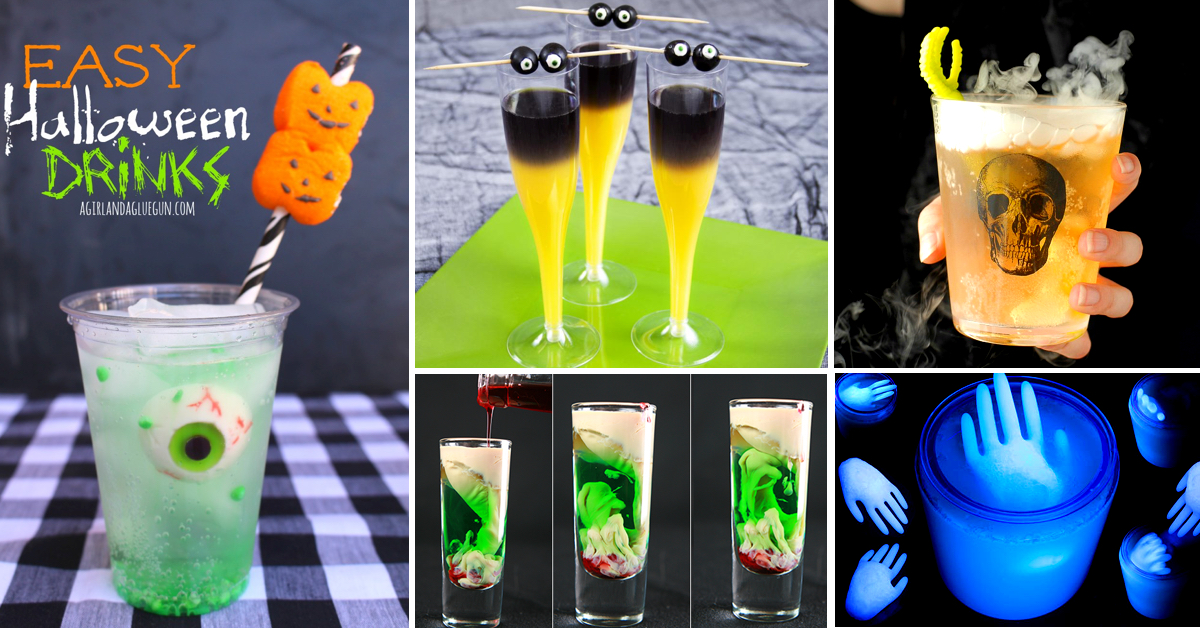 40 mind blowing halloween drinks for 2017