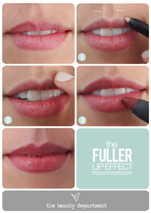 30 fuller lips tutorials to get you all set to pucker up! – page 2.