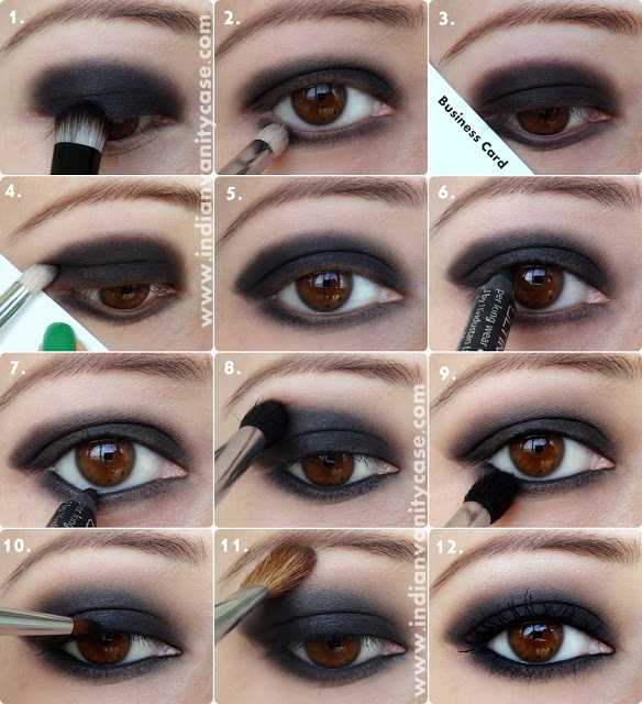Très 20+ Breathtaking Smokey Eye Tutorials To Look Simply Irresistible  PE71