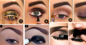 Black Smokey eyes Tutorials