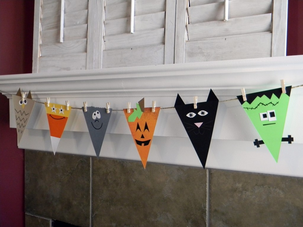 30+ Easy Halloween Crafts For Kids in 2017