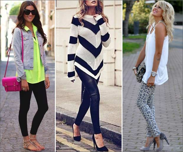 How To Wear Leggings And Style It The Right Way