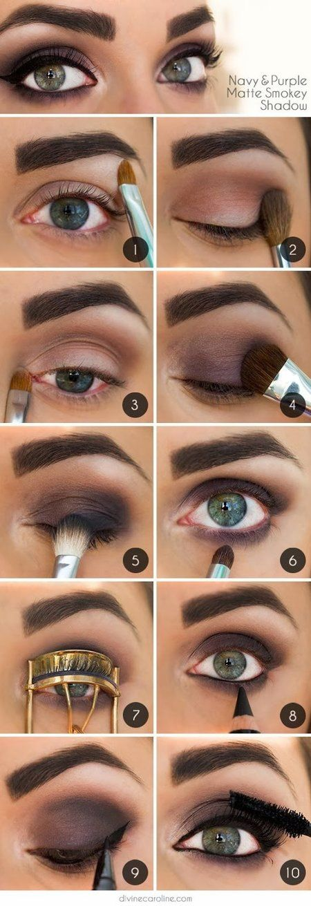 Assez 20+ Breathtaking Smokey Eye Tutorials To Look Simply Irresistible  RQ95
