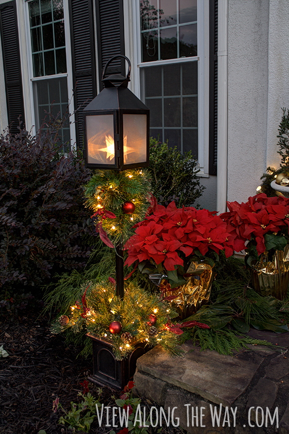 40  Gorgeous Christmas Porch Decorations Transforming Your Entryway! u2013 Page 4 of 4 u2013 Cute DIY