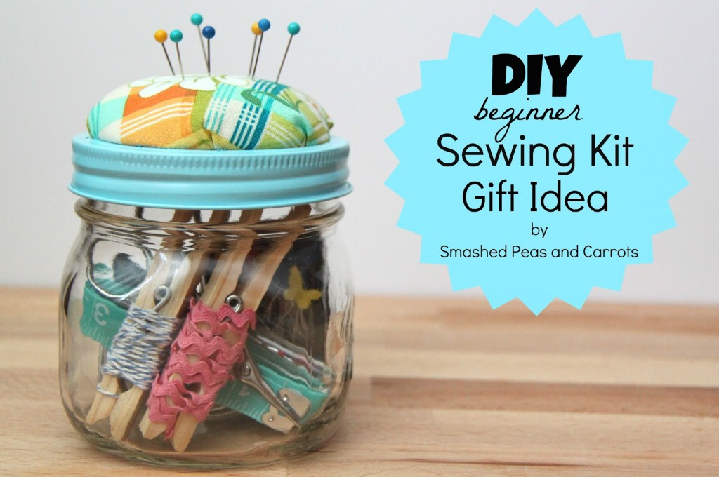 DIY Beginner Sewing Kit Gift