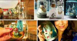 Enchant Your Holiday Gifting With This DIY Christmas Snow Globe!
