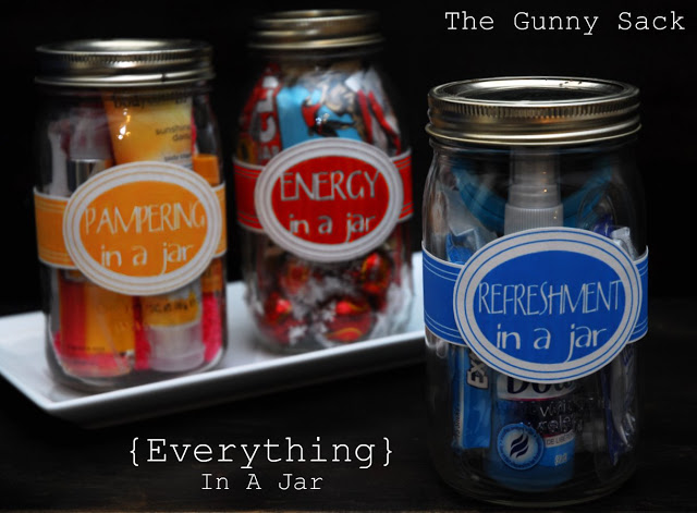 {Everything} In A Jar