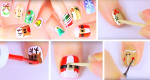 Here is Your Ultimate Guide To Exquisite Christmas Nail Arts!