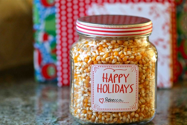 Home Baked Holidays: Easiest Gift Ever