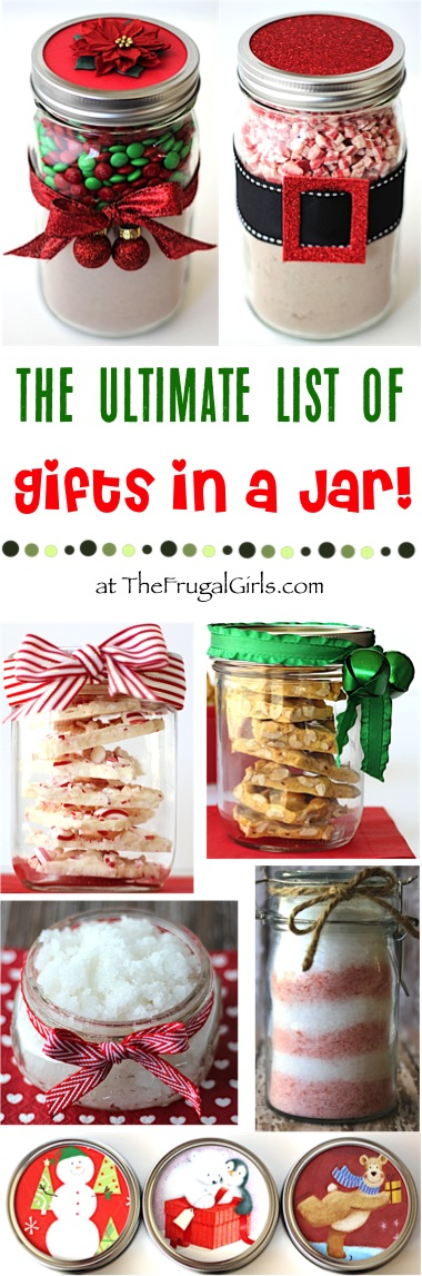 Peppermint Crunch Dark Chocolate Cookie Mix in a Jar