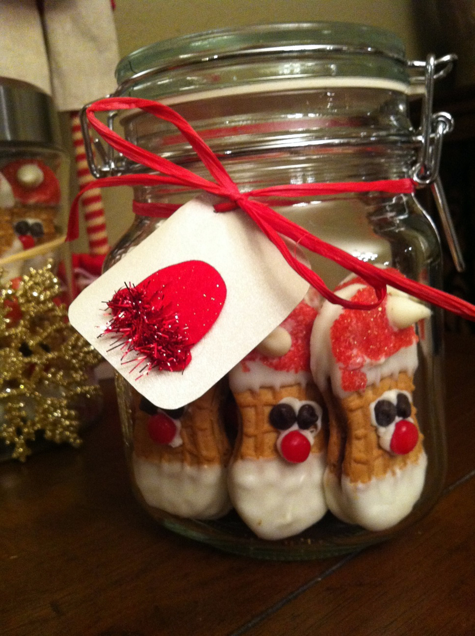 59 amazing mason jar gift ideas to add an unforgettable for Christmas cookies to make for gifts