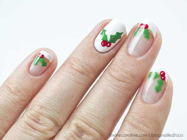 Christmas Nails: Have a Holly Jolly Mani
