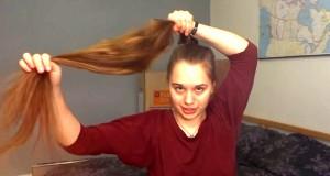 DIY Grooming Tips: Create a Lazy Bun for Long Hair