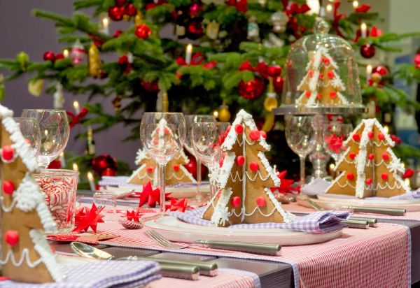 Family And Adventure Christmas Tablescape
