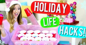 holiday life hacks