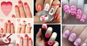 ... 25 Valentineu0027s Day Nail Art Ideas Working As A Wonderful Reminder Of  Love!