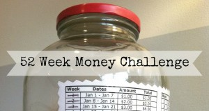 Get 1378 Dollars in Your Pocket With New Year's 52 Week Money Savings Challenge!