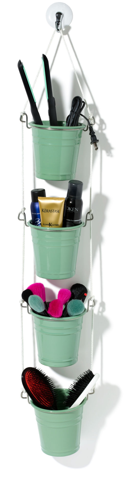 Beauty Hack: Cute Hanging Organizer for Your Supplies