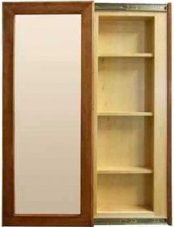 Hidden Door Storage: More Ways to Conceal