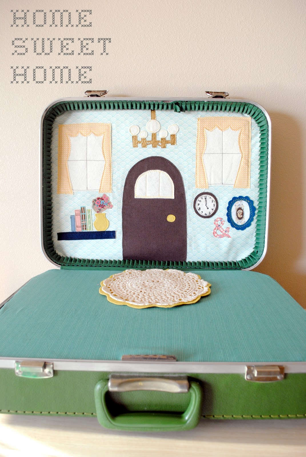 The Doll Suitcase