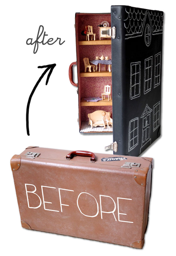 25 incredible ideas to upcycle an old suitcase almost effortlessly cute diy projects - Repurposing old suitcasescreative ideas ...