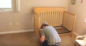 This Dad Transforms IKEA Furniture Into a Stunning, Multipurpose Kid's Bed