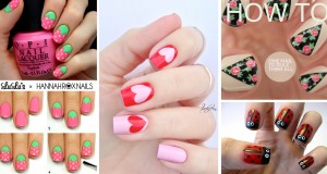 50 Cute, Cool, Simple and Easy Nail Art Design Ideas To Make you Skip a Heartbeat!