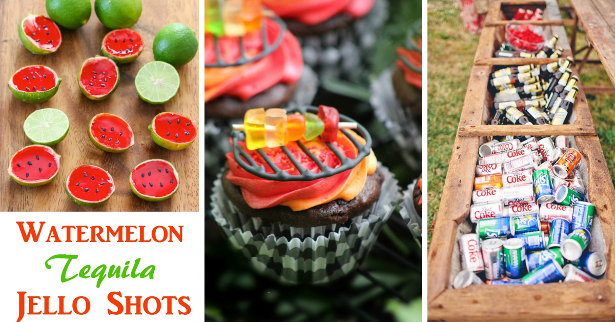 25 Outdoor Party Ideas For Summer You Need Creating Unforgettable Celebrations Page 2 Of 3 Cute Diy Projects