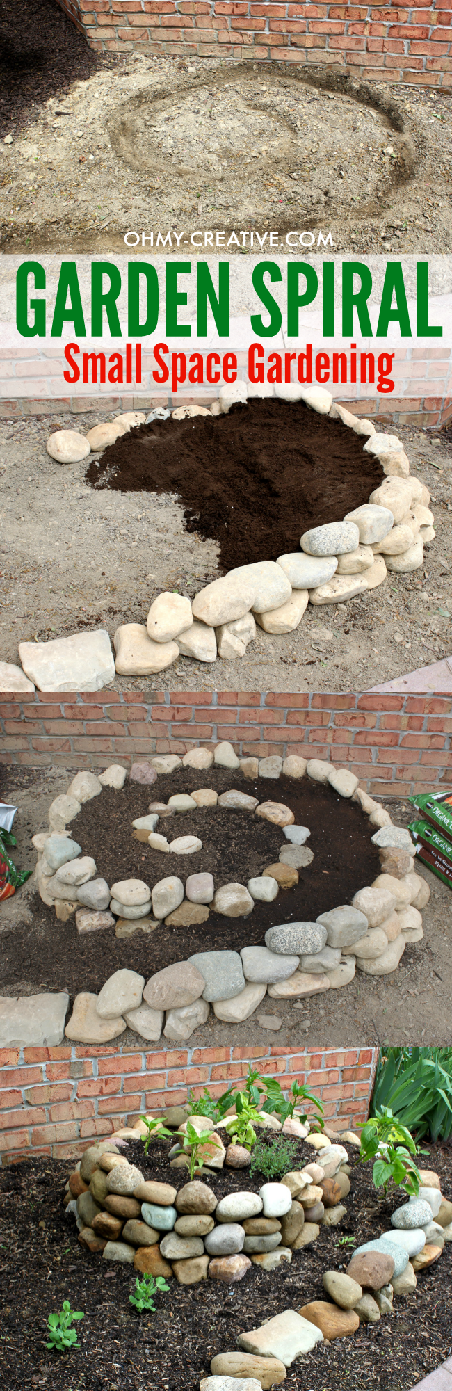 30 garden diy and craft ideas transforming your yard from for Corner vegetable garden ideas