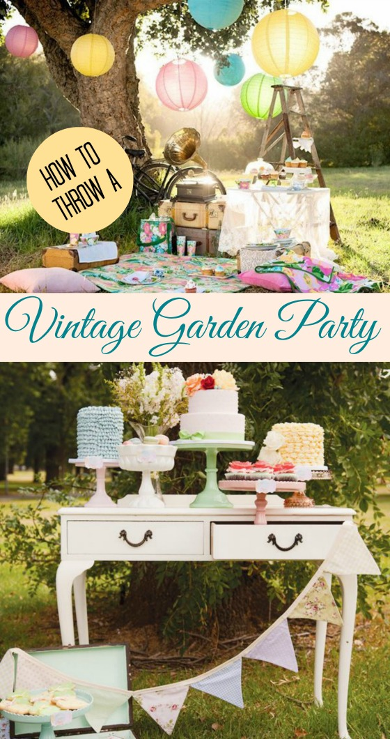 Vintage Garden Party You Sign Up?