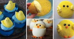 Last-Minute Easy Easter Treats