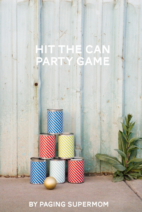 Summer Fiesta Party Game