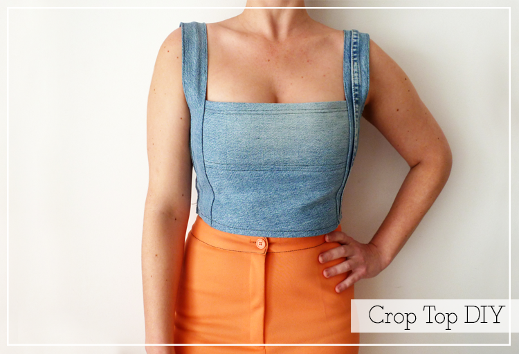 Crop Top DIY