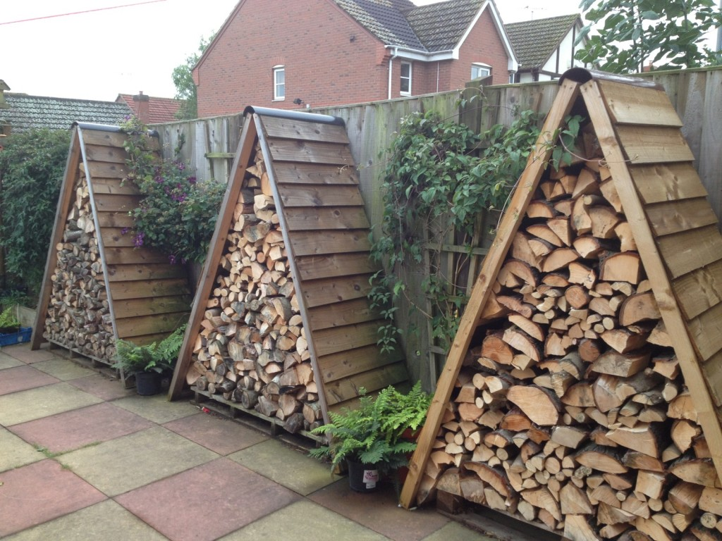 Easy Wood Stores and Sheds