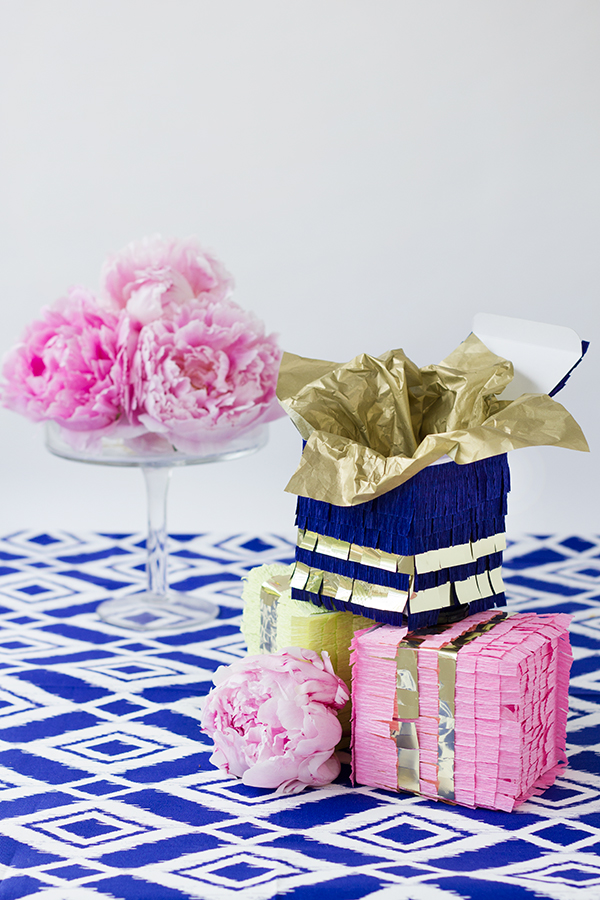 DIY Pinata Boxes