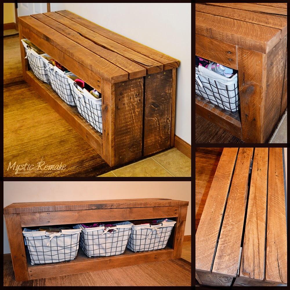 The Best 30 Diy Entryway Bench Projects Page 2 Of 3 Cute Diy Projects
