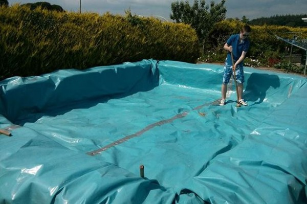 The best 12 diy pool ideas cute diy projects for Plan for swimming pool