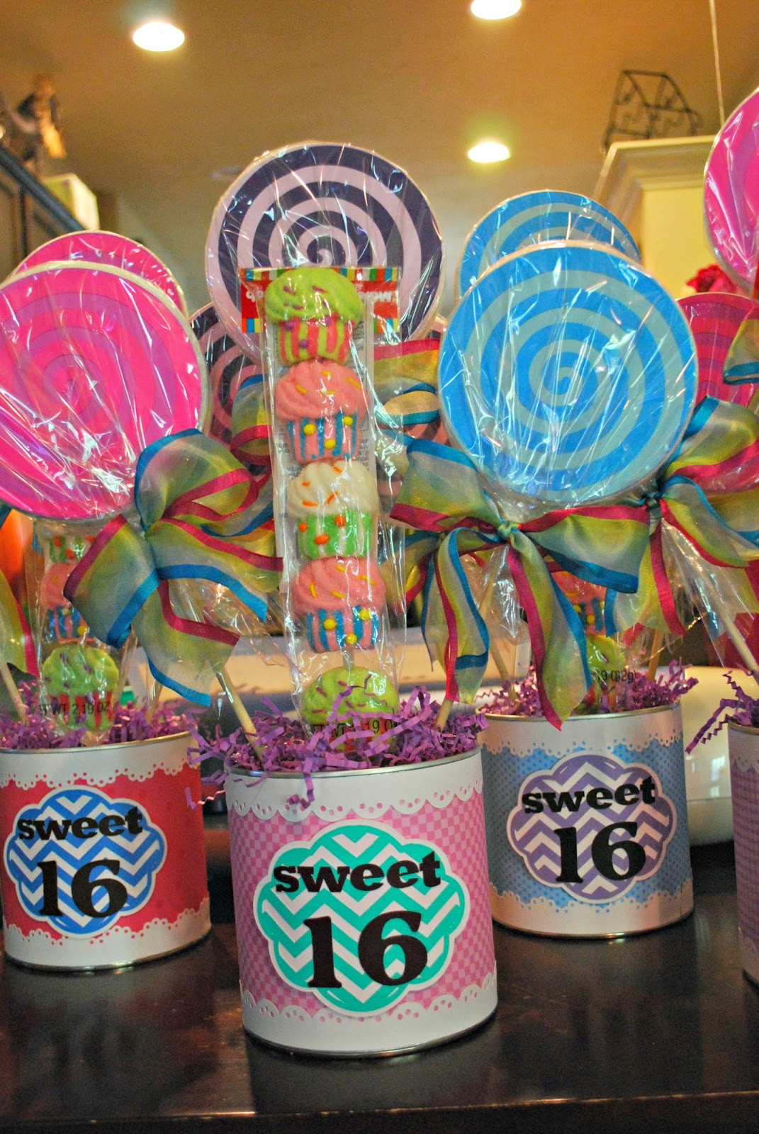 Sweet sixteen party ideas for girls page of