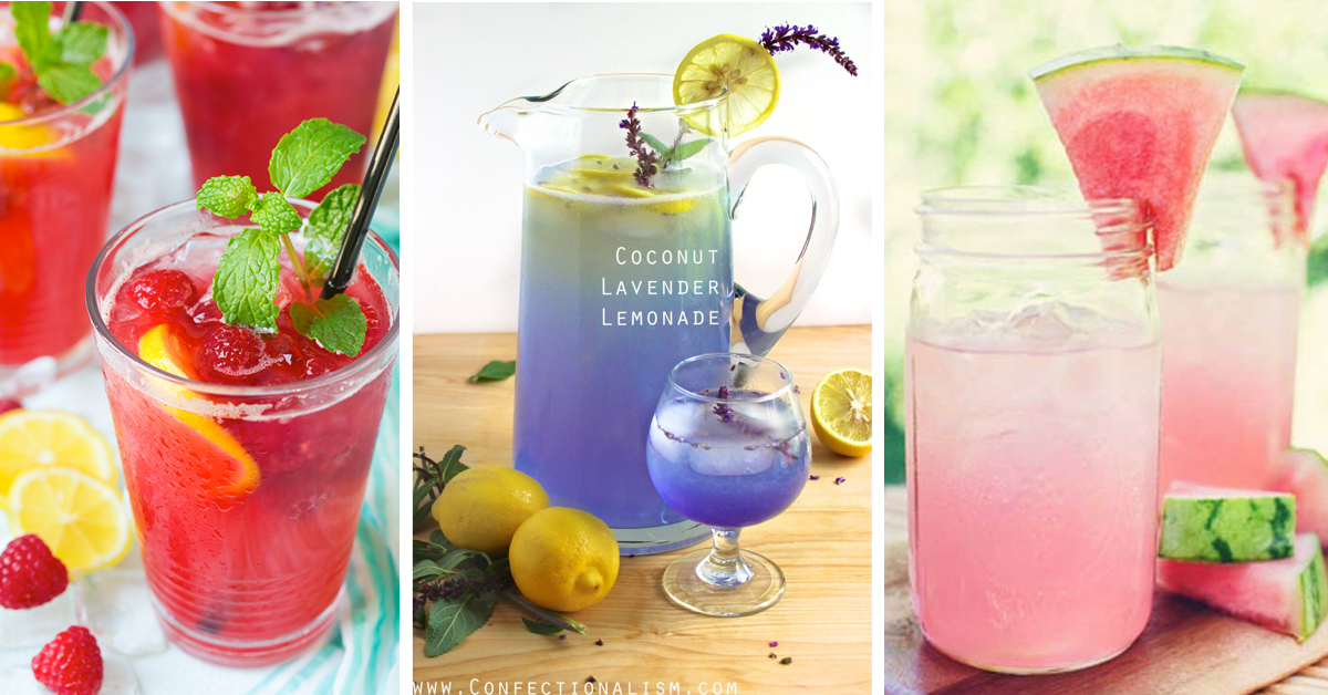 Non alcoholic summer cocktails for Easy alcoholic mixed drinks