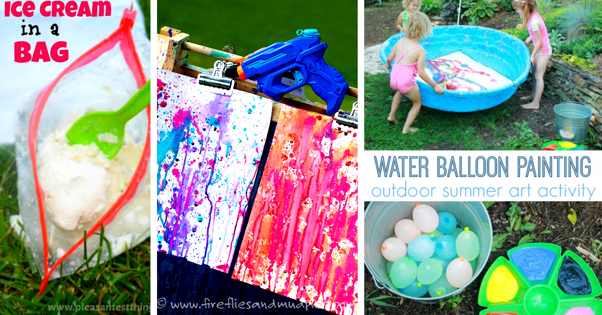 best 29 diy summer projects for kids cute diy projects
