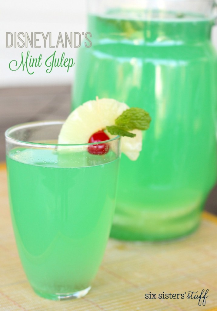 45 best nonalcoholic summer drinks for Green alcoholic drinks recipes