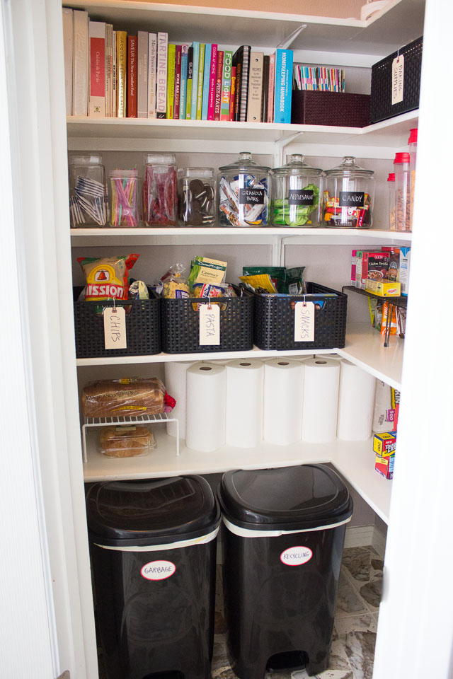 29 Pantry Organization Ideas for your Kitchen to Get ...