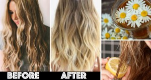 10 Amazingly Simple Ways to Lighten Your Hair Naturally