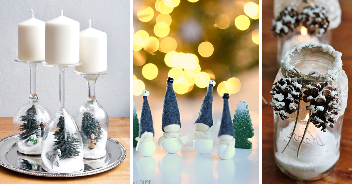 39 Oh So Gorgeous Dollar Store DIY Christmas Decor Ideas To Make You Scream  With Joy U2013 Cute DIY Projects