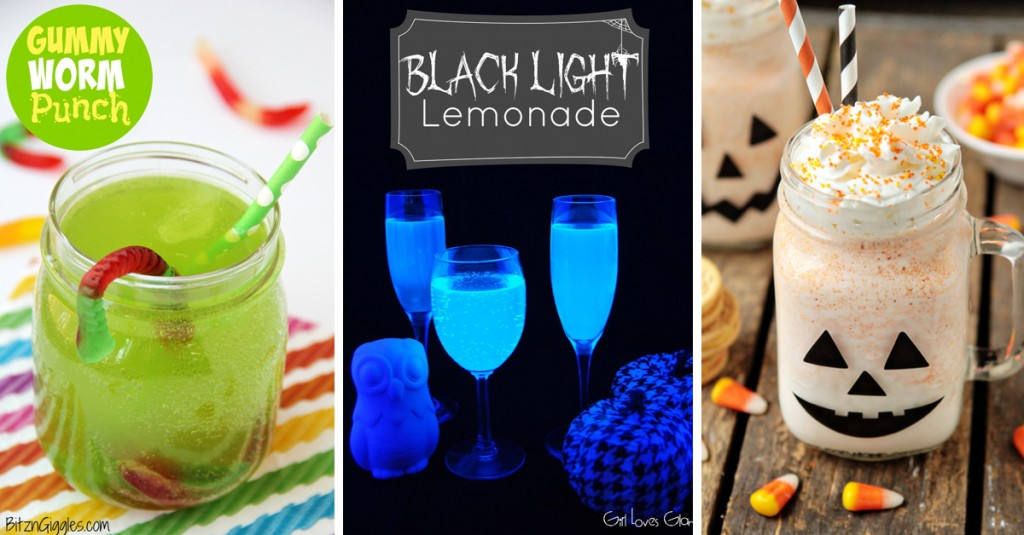25 Halloween Drinks For Kids Blending Flavor With Much Needed Spookiness
