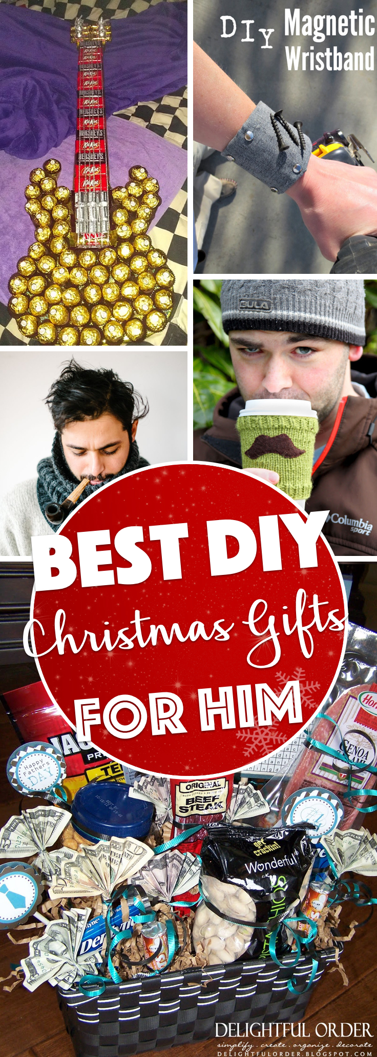 Christmas Gift For Boyfriend Diy.56 Diy Christmas Gifts For Him Worthy Enough To Take His