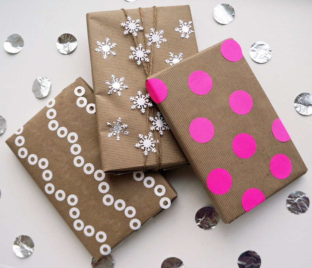 Beautiful Ways to Gift Wrap