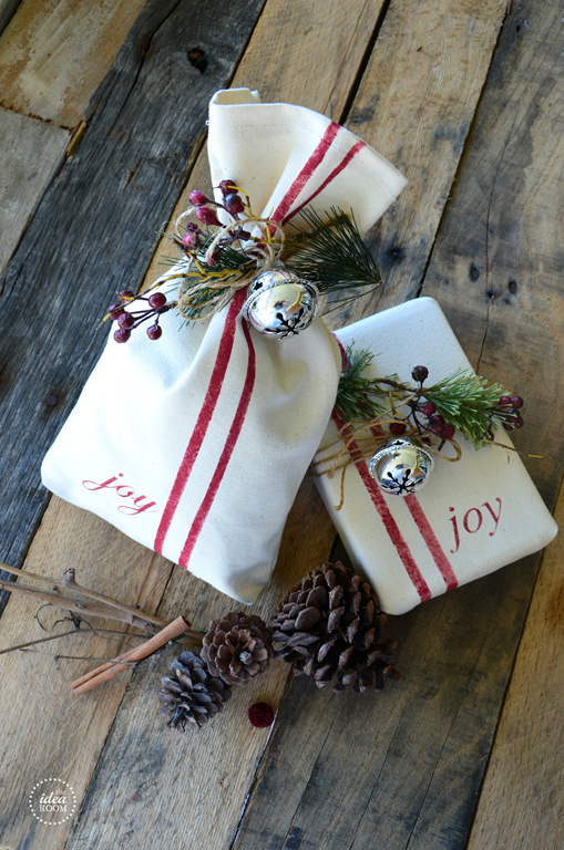 Creative Christmas Gift Wrap