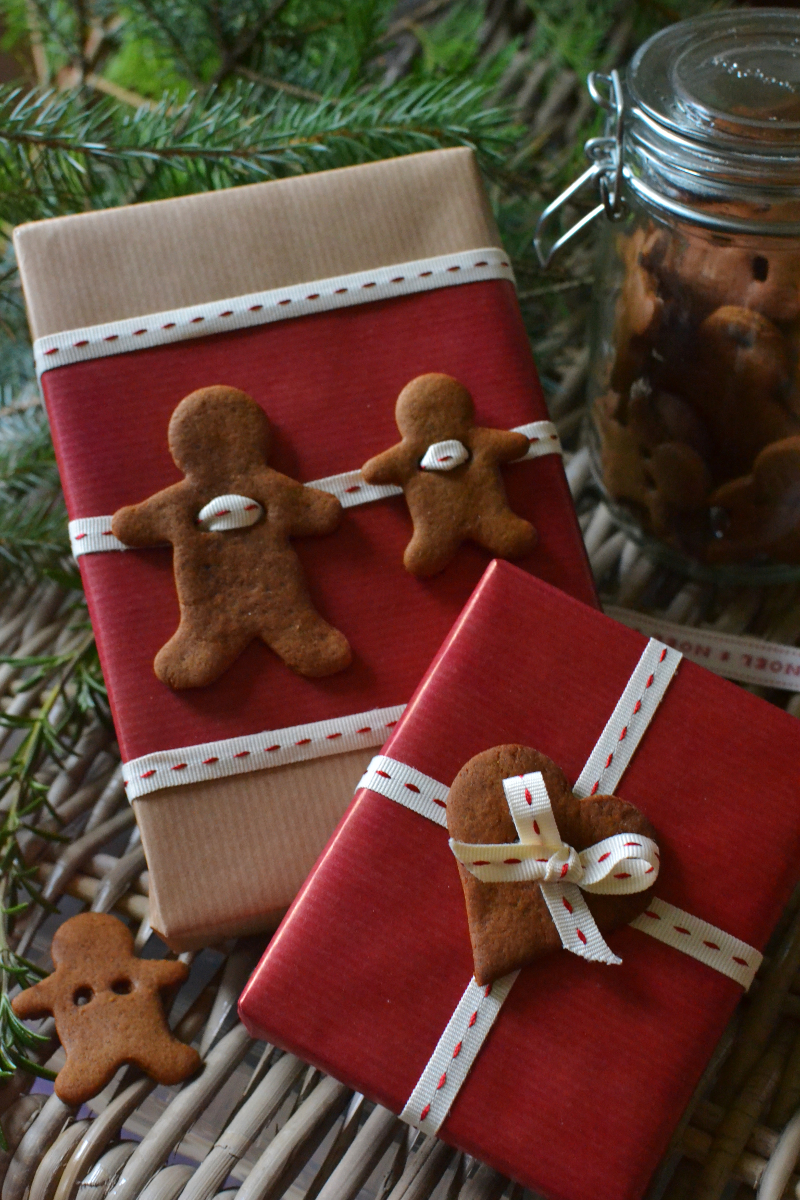 Homemade Gift Tags & Garlands